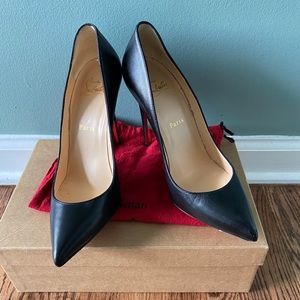 Christian Louboutin Pigalle Folloes Pumps 100mm